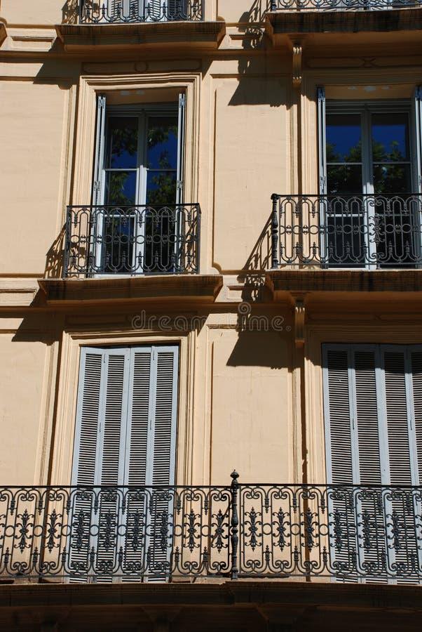 Aix-en-Provence (al sur de Francia) imagen de archivo libre de regalías