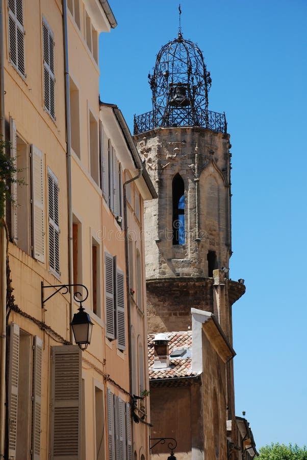 Aix-en-Provence (al sur de Francia) imagenes de archivo