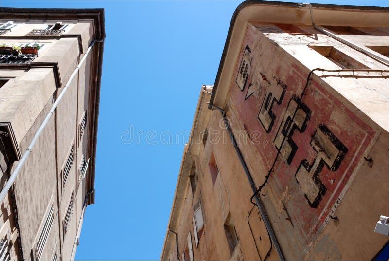 Aix-en-Provence (al sur de Francia) foto de archivo libre de regalías