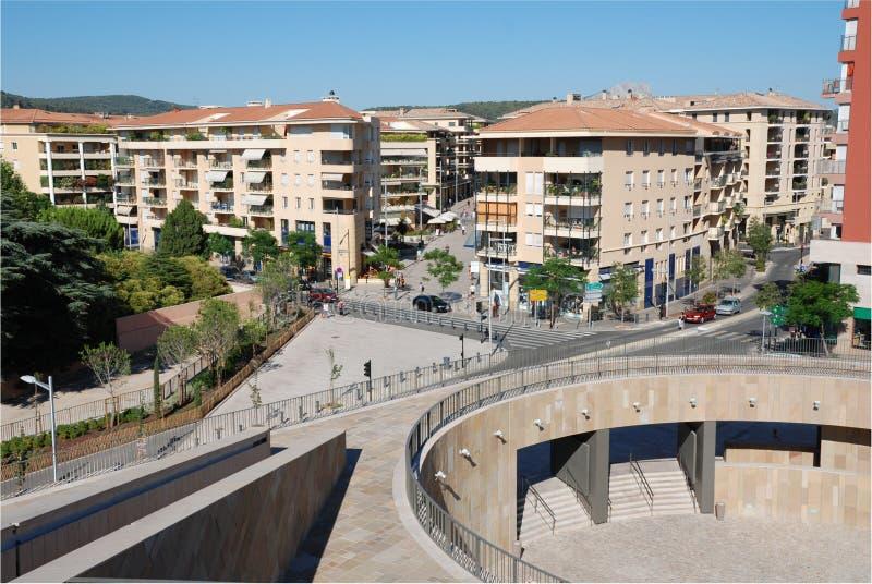 Aix-en-Provence (al sur de Francia) fotos de archivo