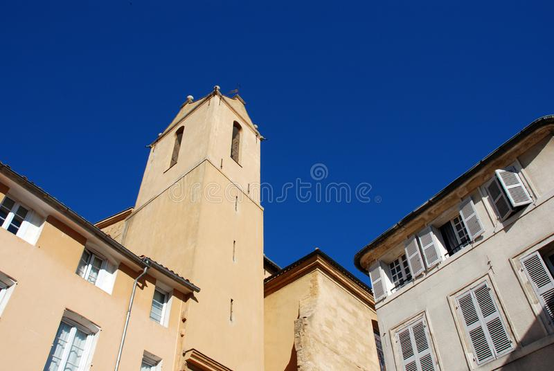 Aix-en-Provence (al sur de Francia) foto de archivo