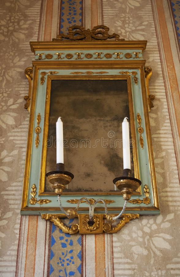 Ajaccio, Citadel, Maison Bonaparte, Corsica, Zuid-Corsica, Zuidelijk Corsica, Frankrijk, Europa royalty-vrije stock foto's