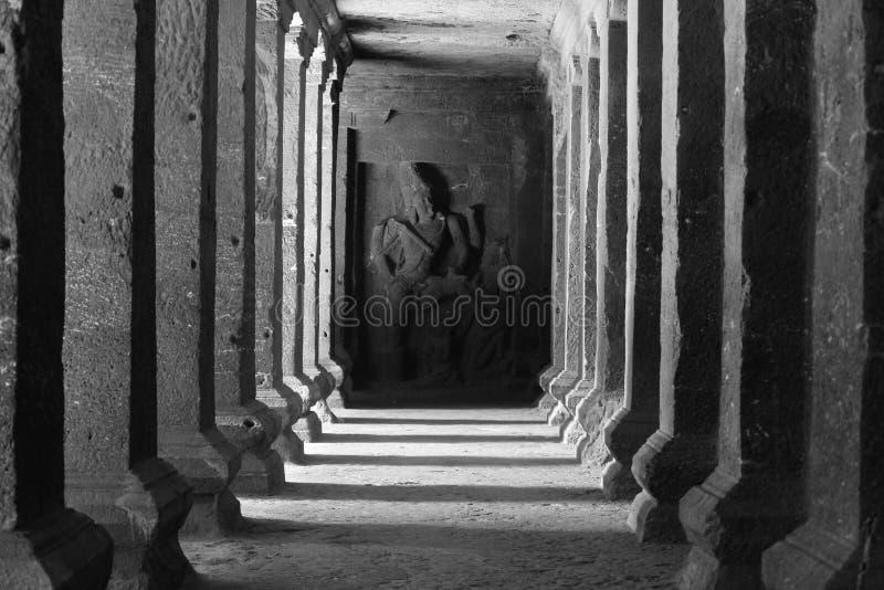 Ajanta zdjęcia royalty free