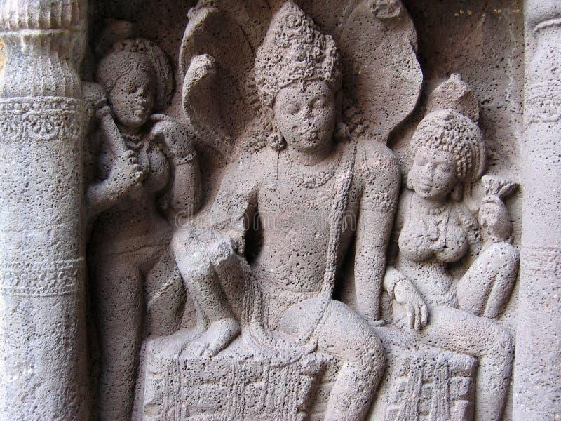 Ajanta, Maharashtra foto de stock royalty free