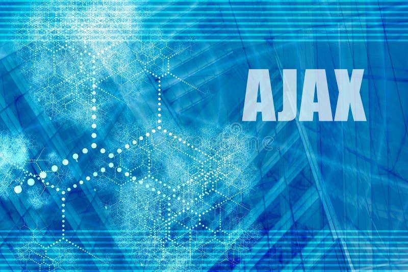 AJAX vector illustratie