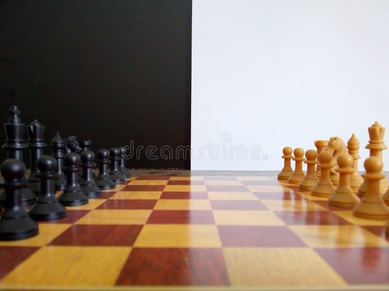 Ajedrez/ajedrez imagen de archivo libre de regalías