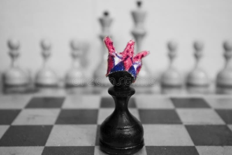 Download Ajedrez imagen de archivo. Imagen de reino, negro, sombra - 1275065