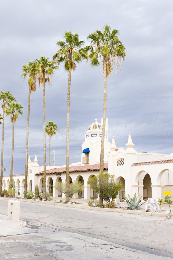 Ajo Arizona, USA royaltyfri foto