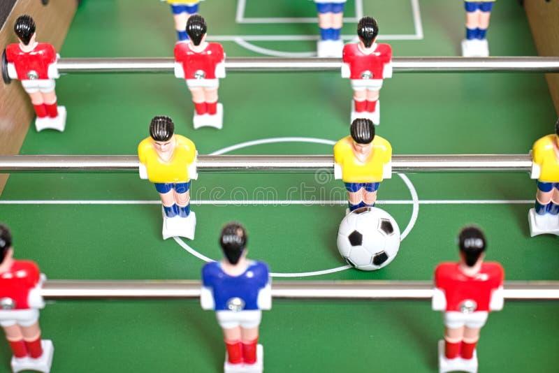 Ajournez les parties de football photo stock