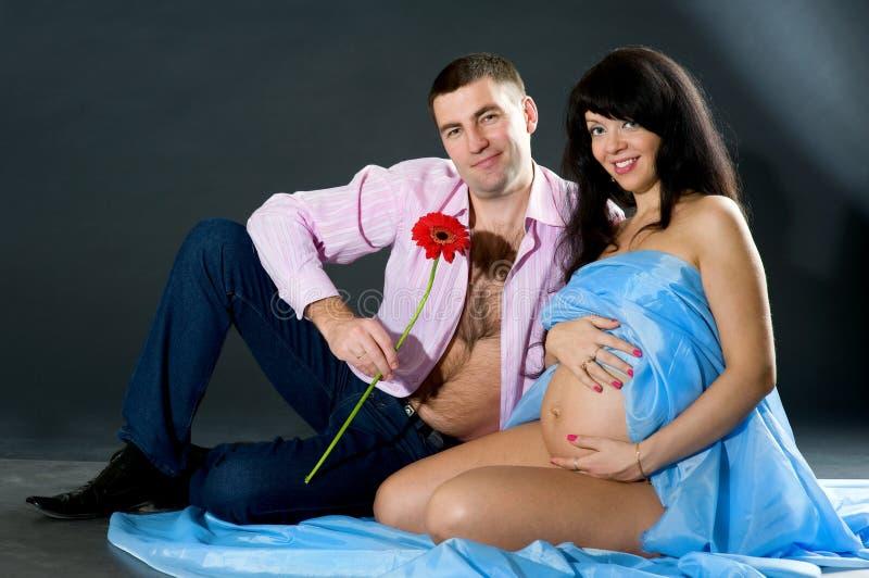 Ajouter enceintes à la fleur photo stock