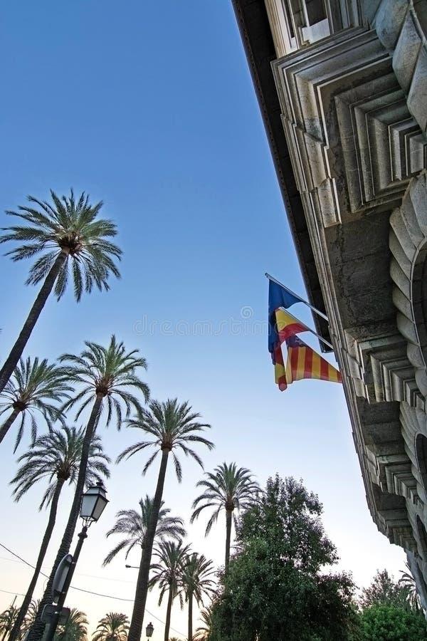 Ajuntament DE Palma de Mallorca stock fotografie
