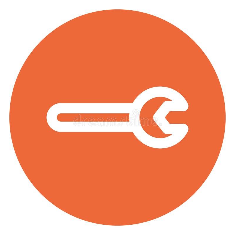 Ajustable, opción Bold Vector Icon que se puede editar o modificar fácilmente stock de ilustración