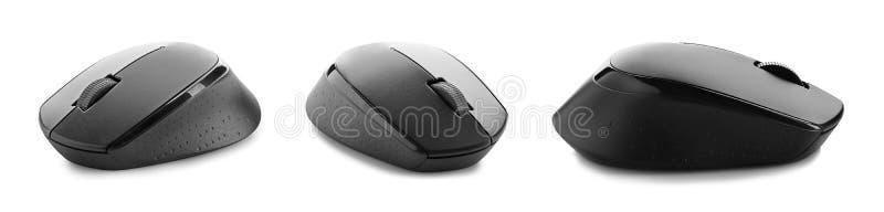 Ajuste dos ratos modernos do computador fotos de stock royalty free