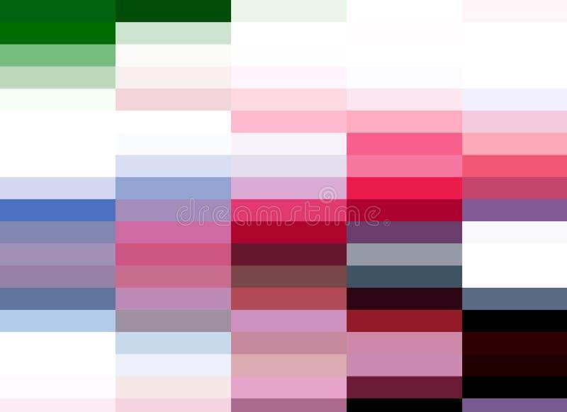 Ajuste le fond abstrait de formes vives, les graphiques, le fond abstrait et la texture illustration de vecteur