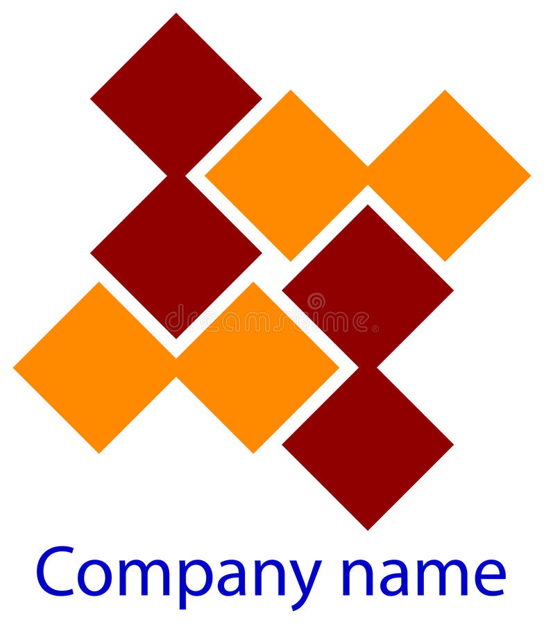 Ajuste le logo illustration libre de droits