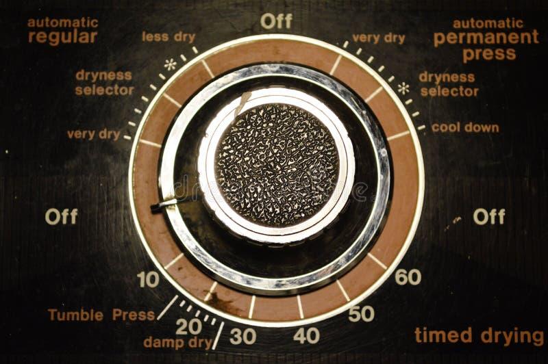 Ajustes mecânicos no aparelho eletrodoméstico fotografia de stock