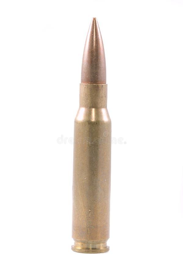 AK-47弹药步枪 免版税库存图片