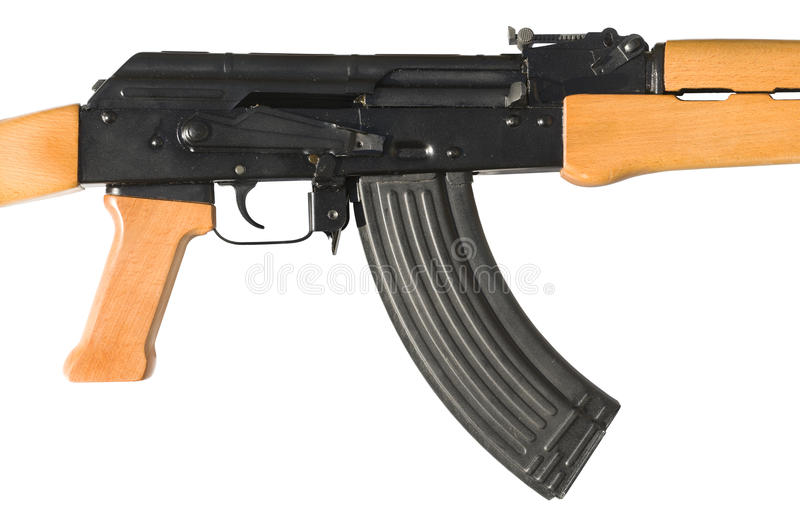 Download AK-47 Trigger stock photo. Image of soviet, ak47, kalashnikova - 12088044