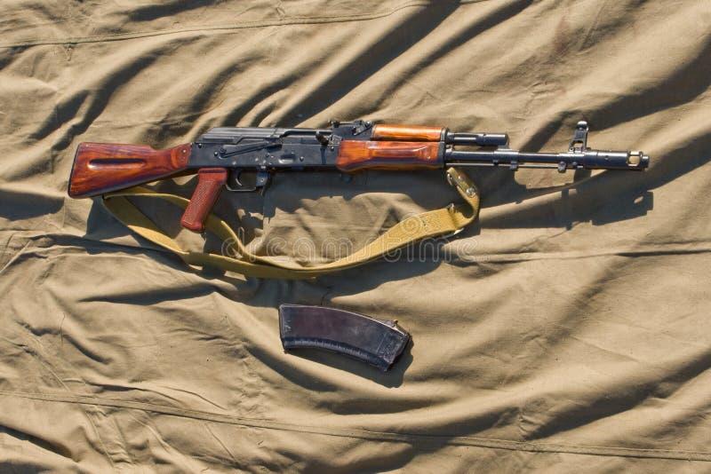 Ak-74 stock foto