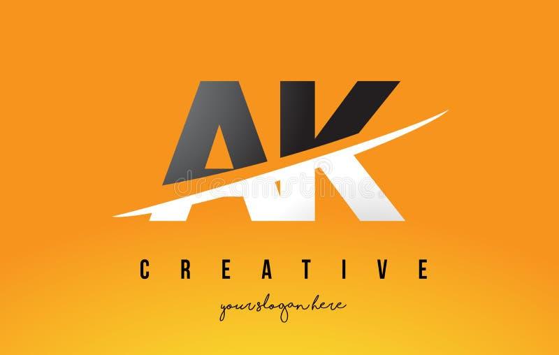 Ak a k letter modern logo design with yellow background and swoo download ak a k letter modern logo design with yellow background and swoo stock vector illustration altavistaventures Gallery