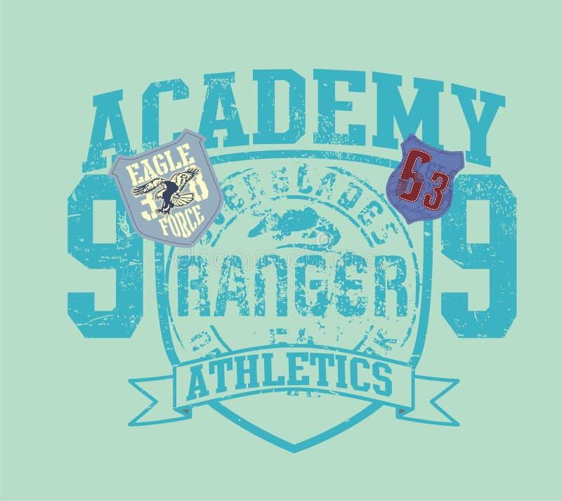Akademie 99 vektor abbildung