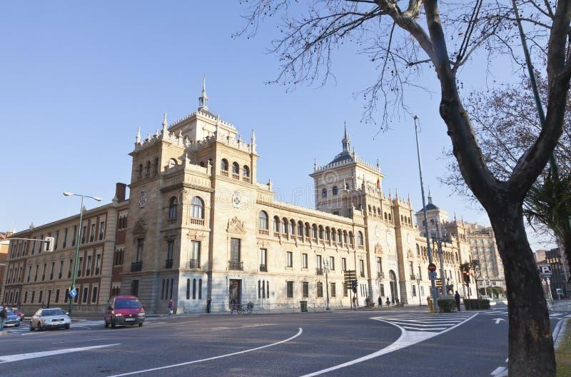 akademii kawaleria Valladolid zdjęcie royalty free