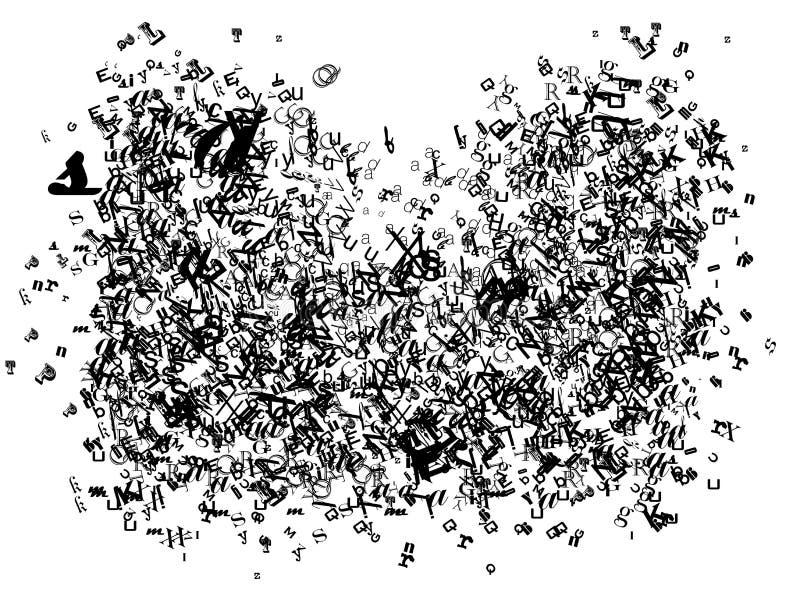 akademistilsort vektor illustrationer