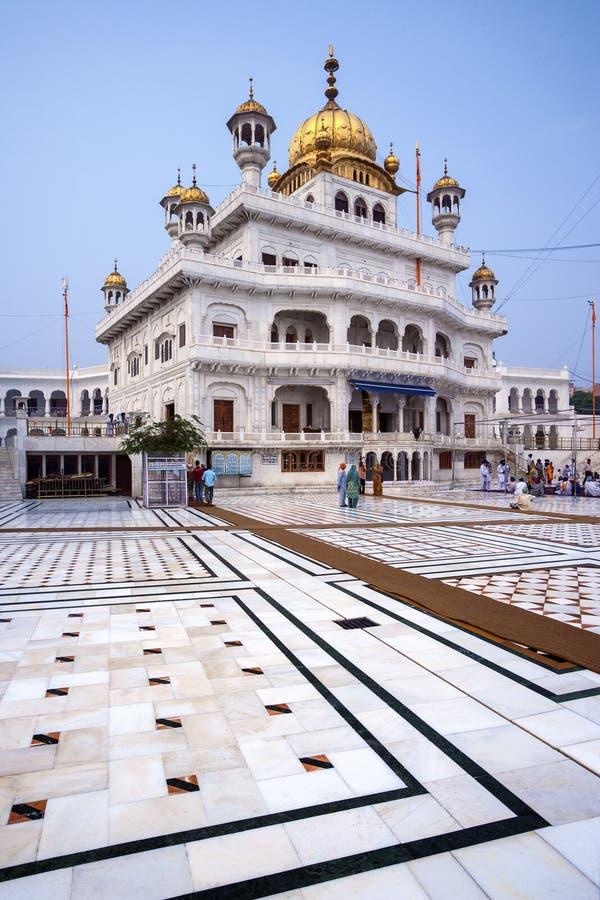 Akal Takht - Golden Temple of Amritsar - India royalty free stock photos