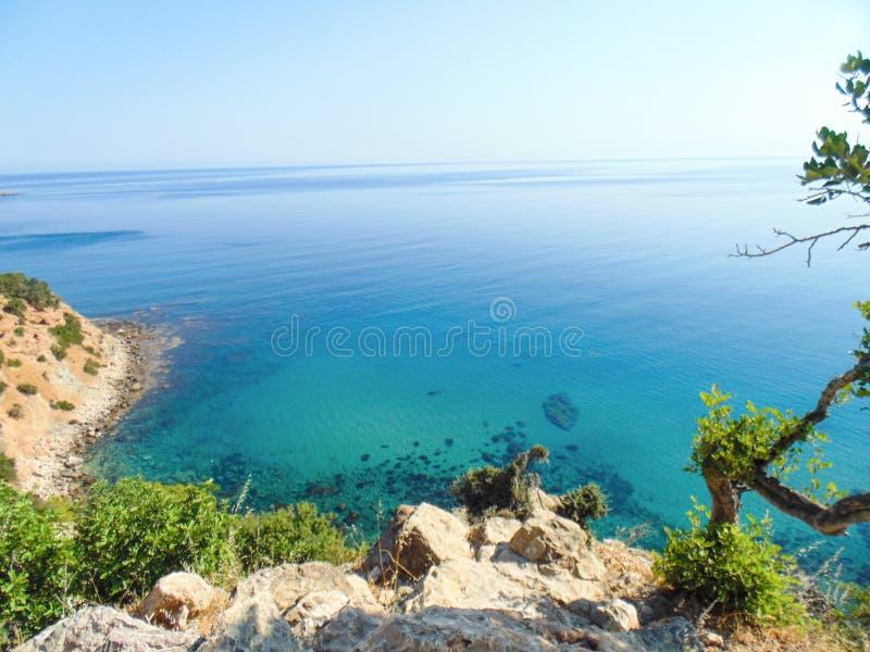 Akamas p??wysep Cypr obrazy royalty free