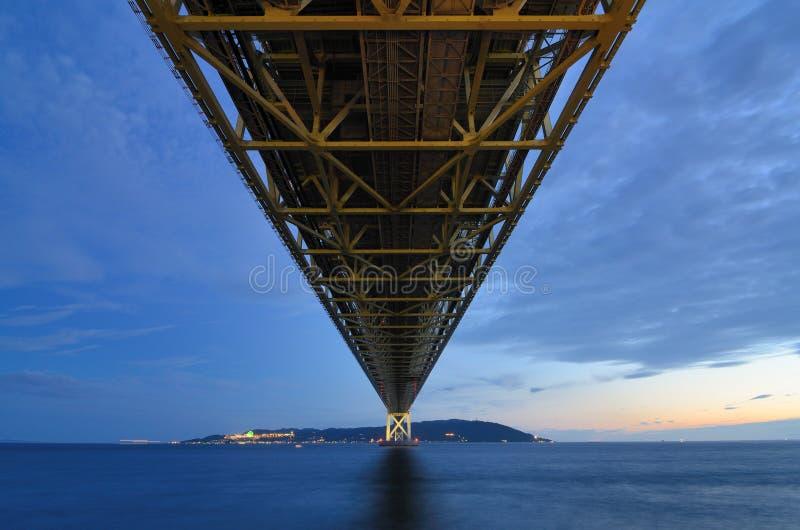 Download Akashi Bridge Stock Photography - Image: 20459142