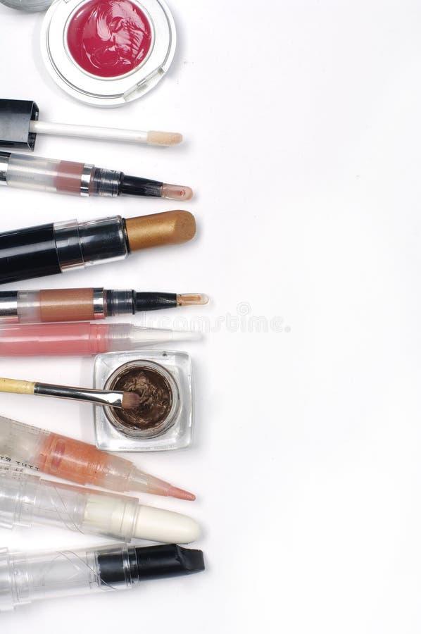 akcesoria makeup zdjęcia stock