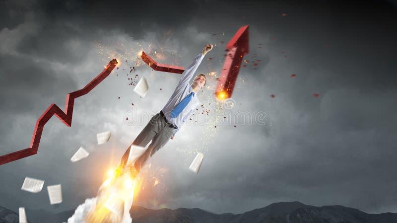 Akcydensowy promocyjny pojęcie zdjęcia stock