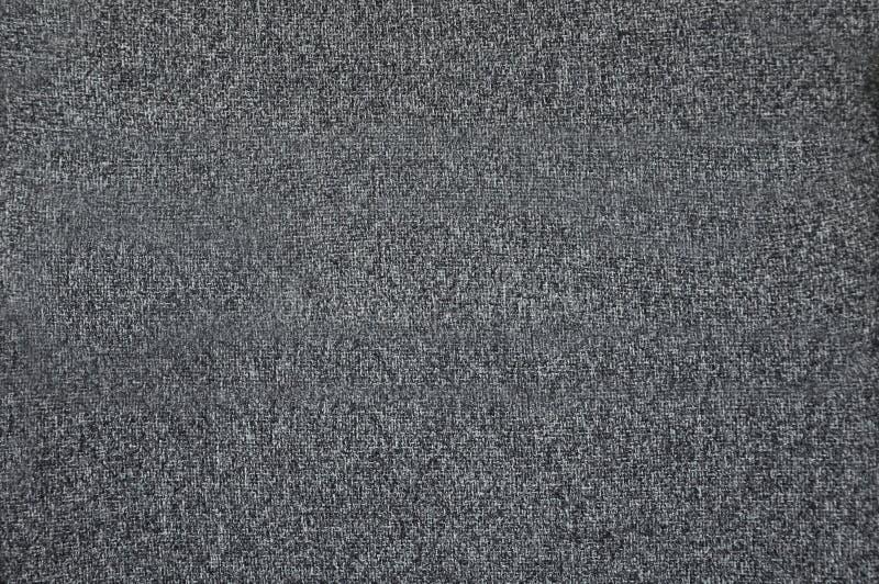 Akcyjna fotografia - Popielata tkaniny tekstura może używać jako tło zdjęcie stock