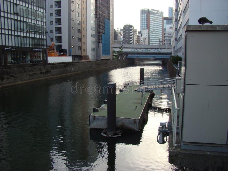Akihabara river royalty free stock images