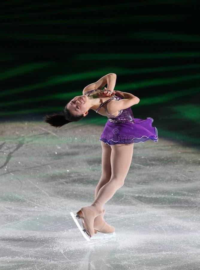 Akiko Suzuki of Japan stock photos