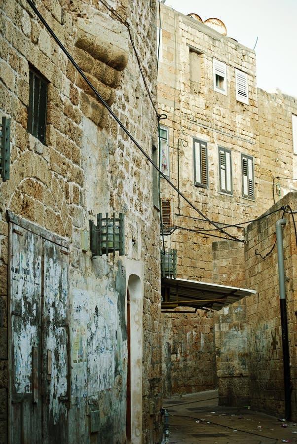 Akko (英亩),以色列 免版税库存照片