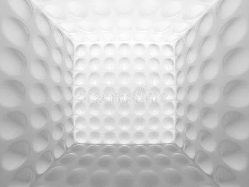Akoestische ruimte vector illustratie