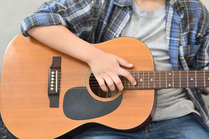 akord gitara zdjęcie royalty free