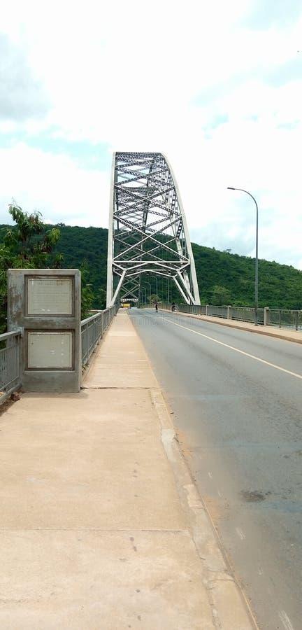 Akosombo Dam, Eastern Region, Ghana, VRA stock image