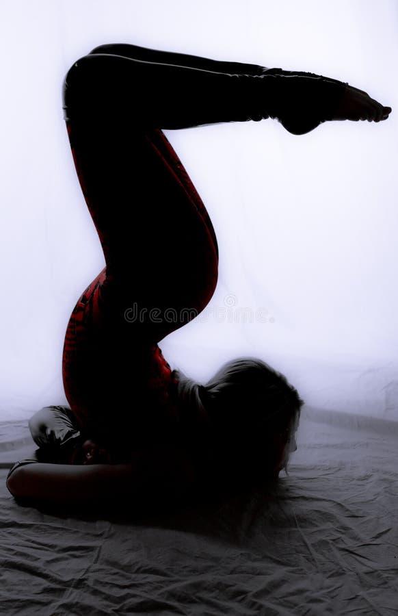 akrobata marzycielski obrazy royalty free