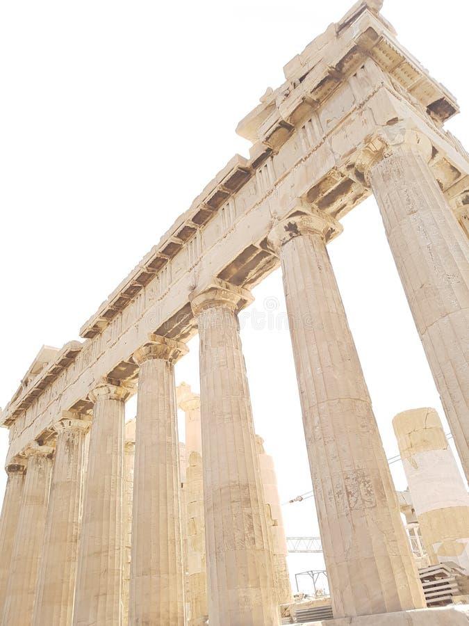 Akropol royalty-vrije stock foto's