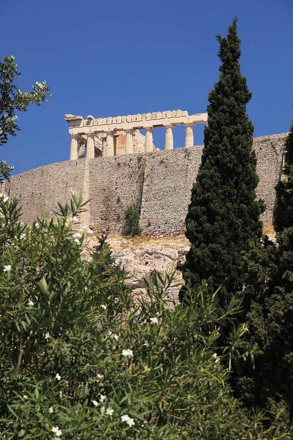 akropol zdjęcia royalty free