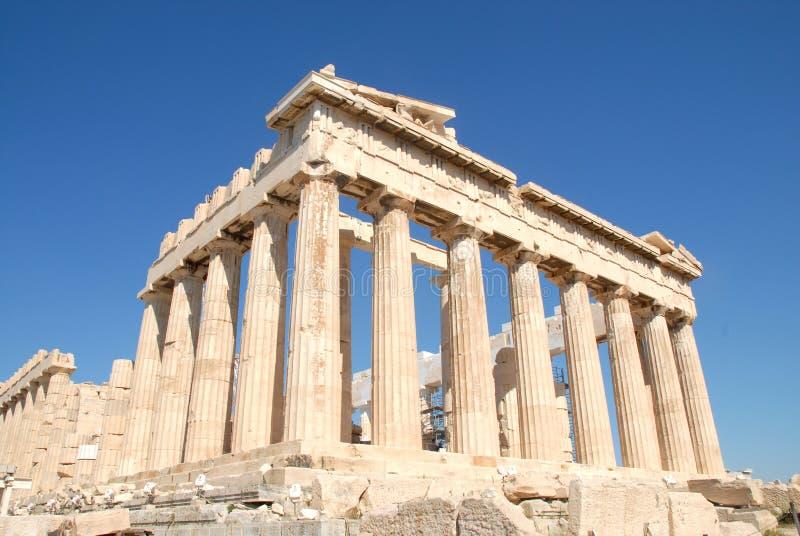 akropol zdjęcie royalty free