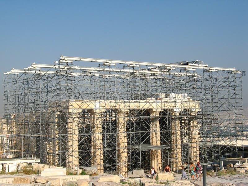 akropol obrazy stock