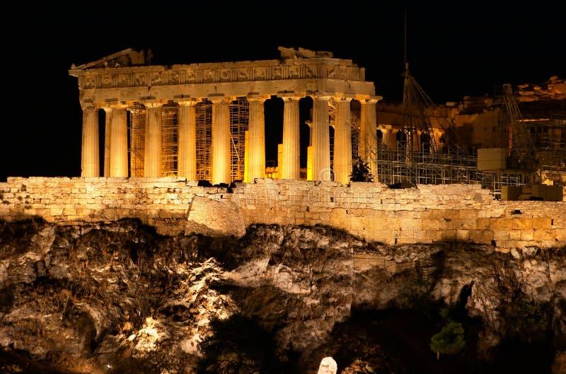 akropol Athens obraz royalty free
