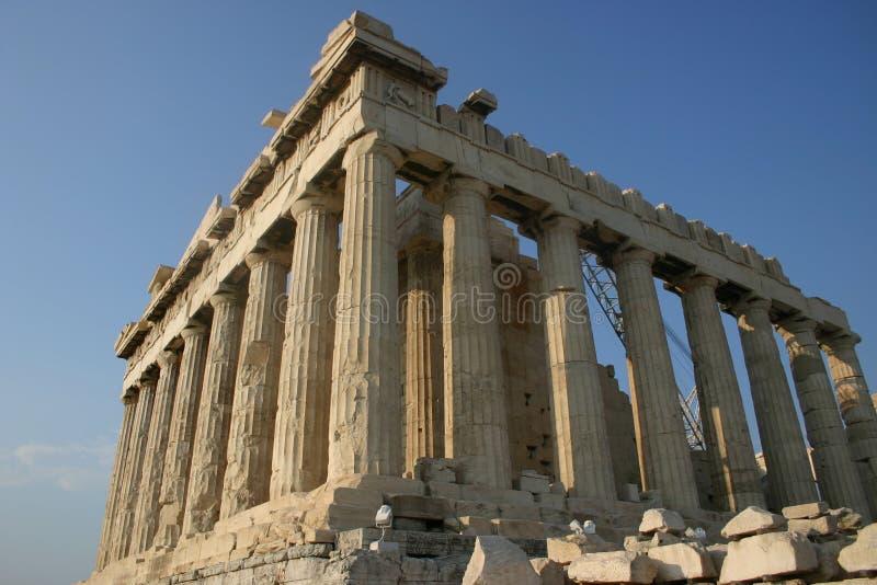 Akropolis 3 royalty-vrije stock afbeeldingen