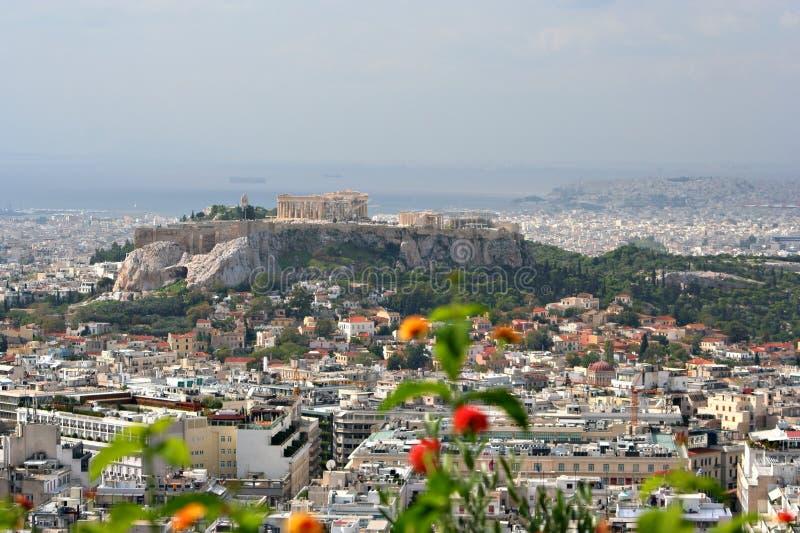 Akropolis, Athen lizenzfreies stockfoto