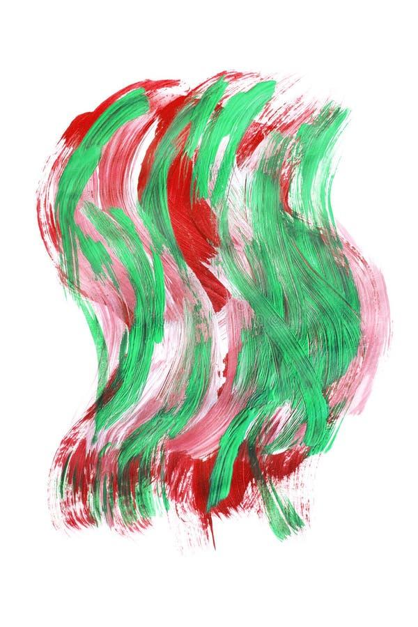 Akrylowy obraz odizolowywający ilustracji