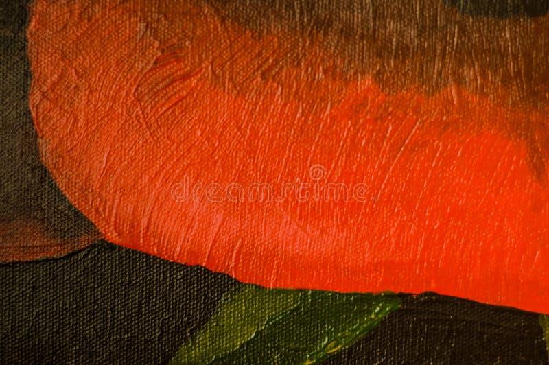 Akrylowy obraz, tło zdjęcia stock