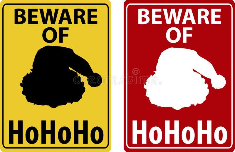 Akta sig av julsymbol royaltyfri bild